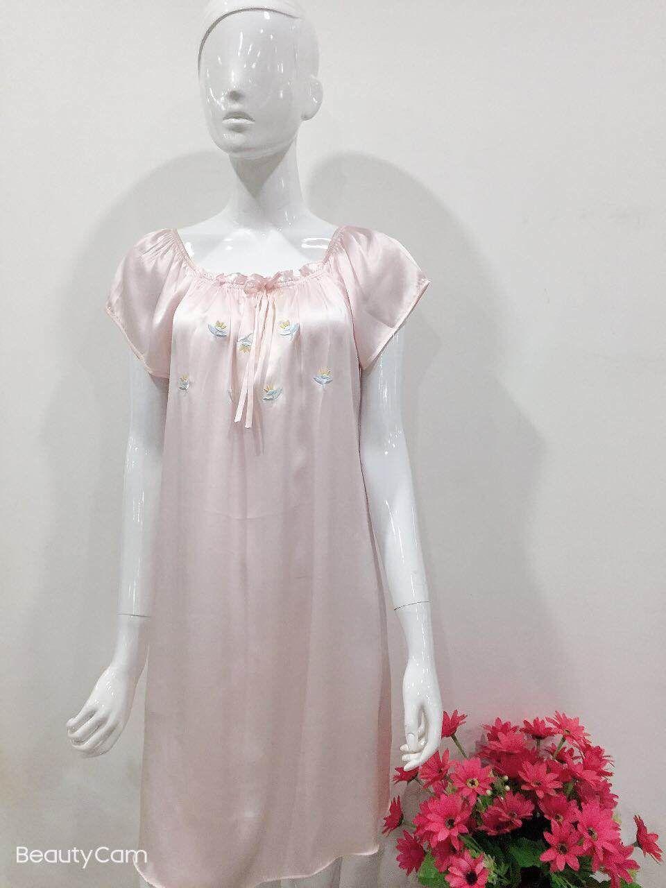 绣花公主裙